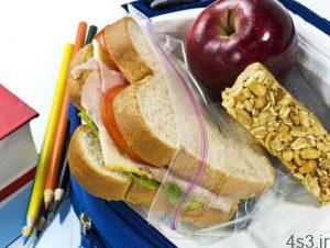 ۷ راهکار برای تغذیه سالم در طول امتحانات سایت 4s3.ir