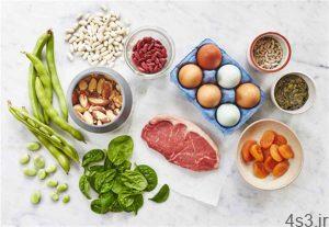 ۹ گزینه غذایی سالم که منابع غنی از آهن هستند! سایت 4s3.ir