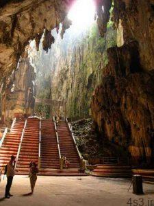 10 غار فوق العاده زیبا و تماشایی در مالزی سایت 4s3.ir