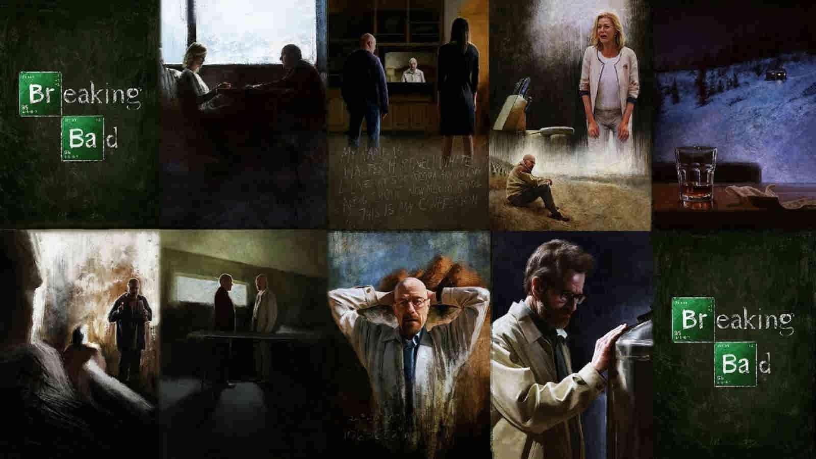 Breaking Bad ScreenSouts - سریال بریکینگ بد Breaking Bad فصل پنجم با دوبله فارسی قسمت ۳