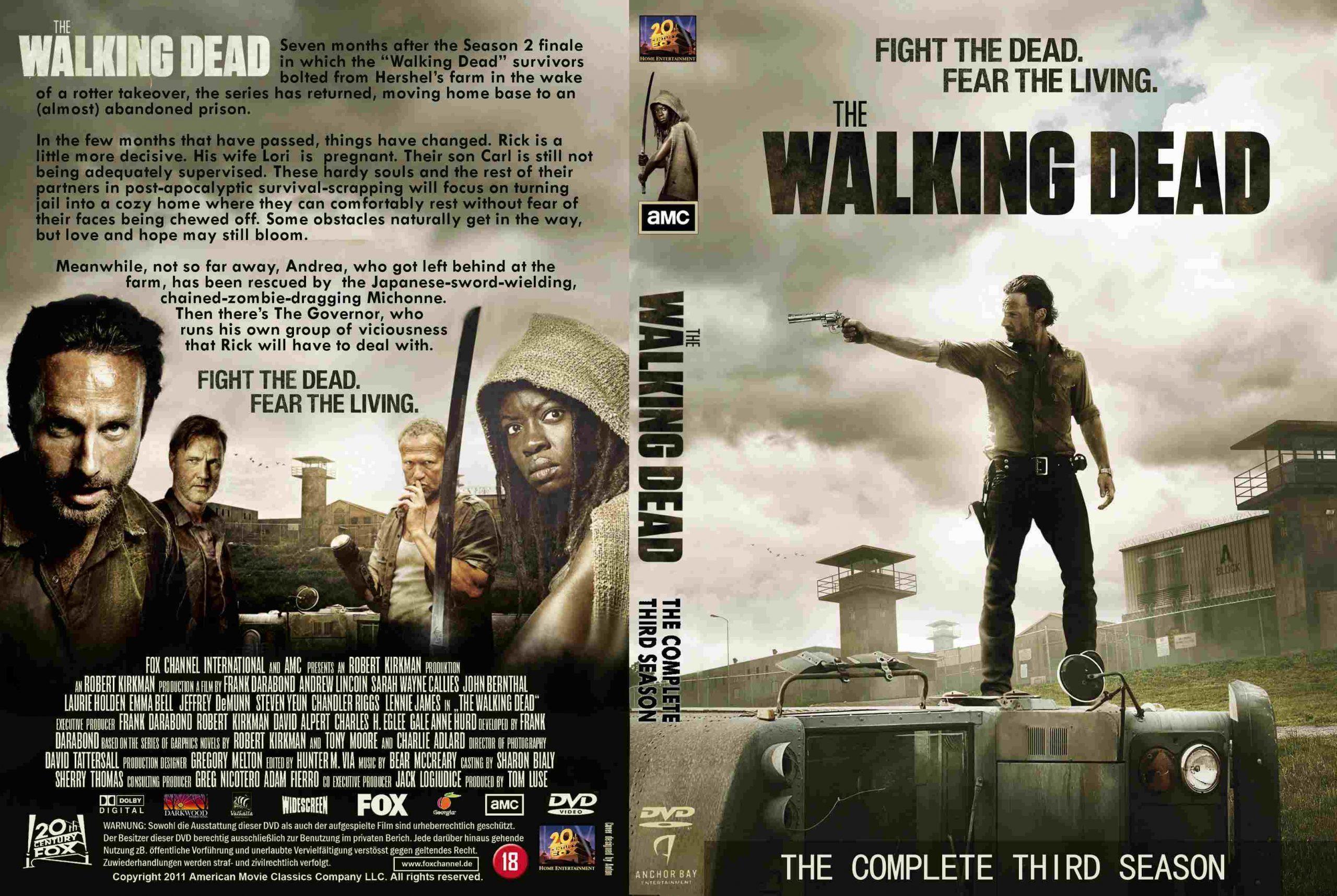 cover serial The Walking Dead 4s3.ir 1 scaled - سریال مردگان متحرک The Walking Dead  دوبله فارسی  فصل دوم قسمت ۶