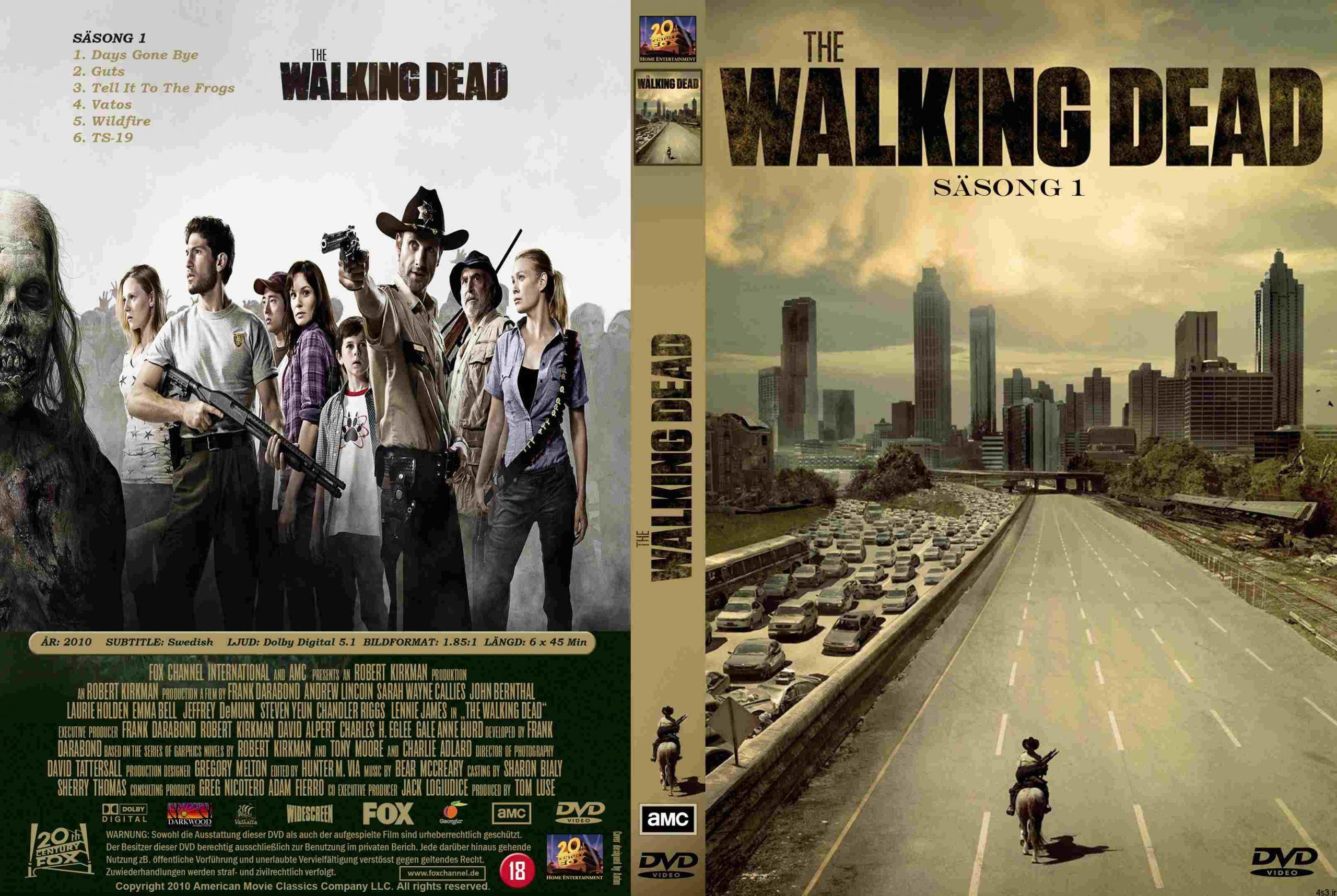 cover serial The Walking Dead 4s3.ir 3 scaled - سریال مردگان متحرک The Walking Dead  دوبله فارسی  فصل دوم قسمت ۶