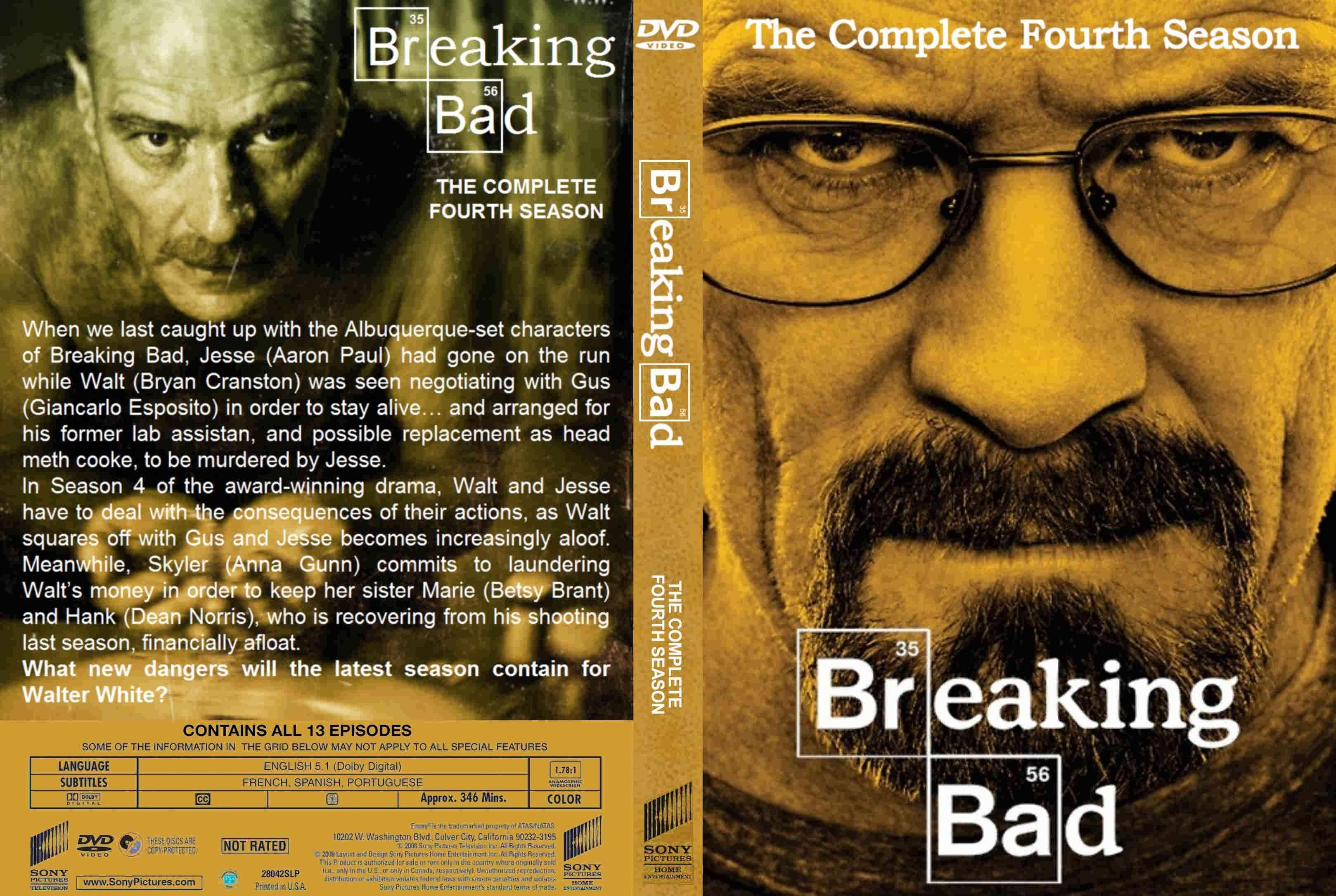 cover serial breaking bad1 - سریال بریکینگ بد Breaking Bad فصل پنجم با دوبله فارسی قسمت ۳