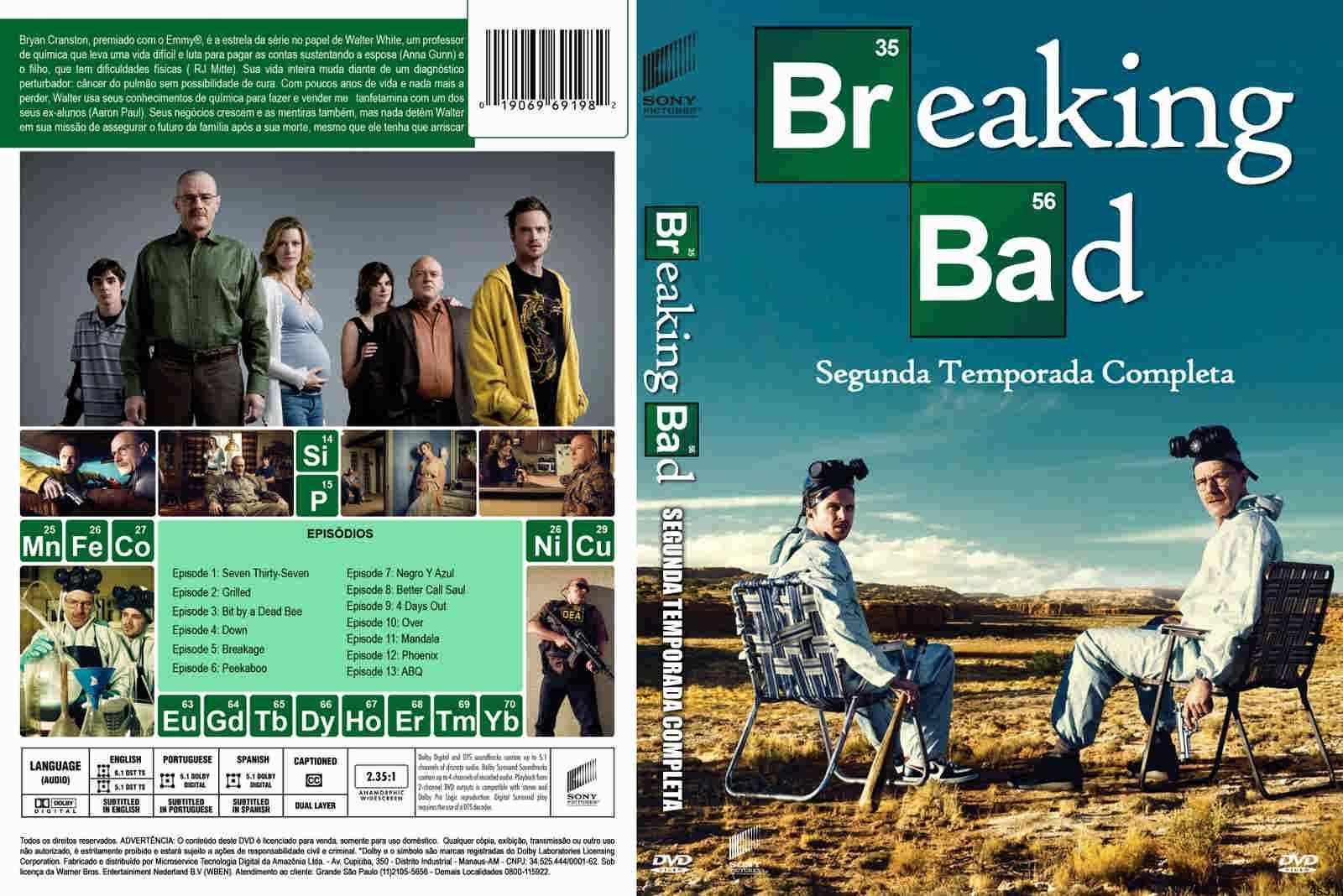 cover serial breaking bad2 - سریال بریکینگ بد Breaking Bad فصل پنجم با دوبله فارسی قسمت ۳