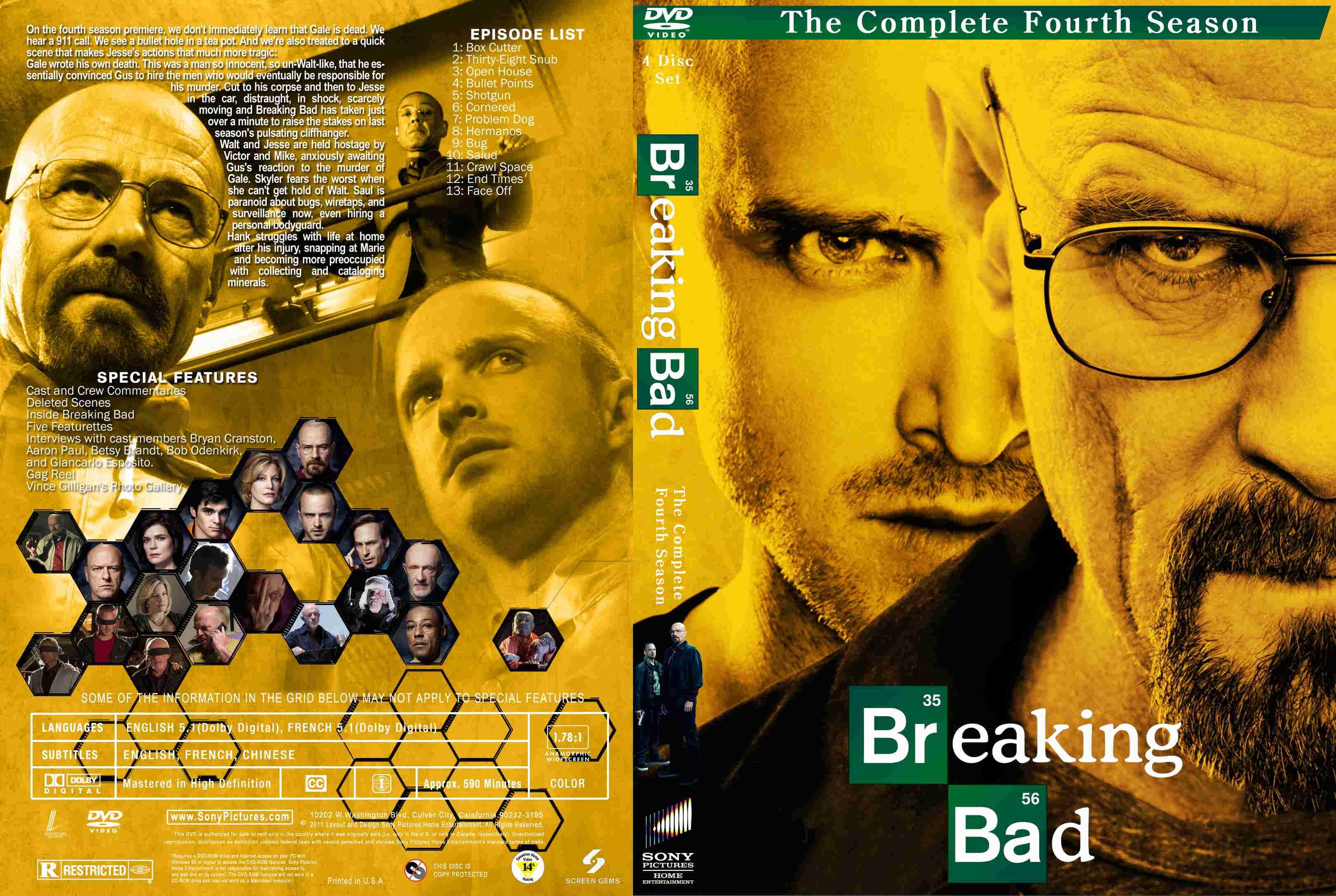 cover serial breaking bad4 - سریال بریکینگ بد Breaking Bad فصل پنجم با دوبله فارسی قسمت ۳
