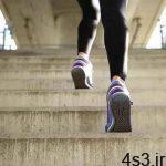 بالا رفتن از پله هیچ آسیبی به عضلات زانو وارد نمیکند سایت 4s3.ir