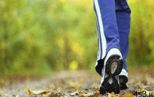 با پیادهروی سریعتر، عمر خود را طولانیتر کنید سایت 4s3.ir