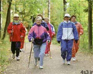 توصیههای ورزشی برای سالمندان سایت 4s3.ir