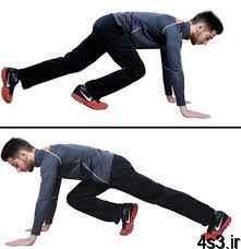 حرکات ورزشی برای گرم کردن بدن (+عکس) سایت 4s3.ir