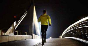 فواید ورزش کردن در شب سایت 4s3.ir