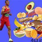 ۱۰ ماده غذایی مخصوص ورزشکاران حرفهای سایت 4s3.ir