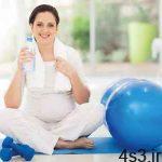 نکاتی که زنان باردار باید به هنگام ورزش رعایت کنند سایت 4s3.ir