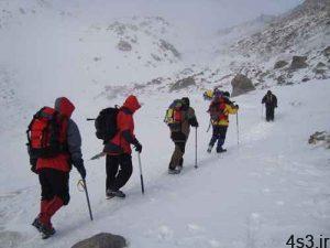 نکات و فواید ورزش کوهنوردی سایت 4s3.ir