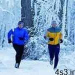 ۹ نکته طلایی برای ورزش در هوای سرد سایت 4s3.ir