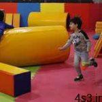 ورزش کودکان سایت 4s3.ir
