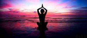 يوگا راهی برای  خاموش ساختن امواج فكري سایت 4s3.ir