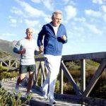پیاده روی تعداد تنفس سالمندان را افزایش میدهد سایت 4s3.ir