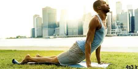 چرا مردان هم باید یوگا انجام دهند؟ سایت 4s3.ir