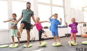 چه ورزشهایی برای کودکان  مناسب است؟ سایت 4s3.ir