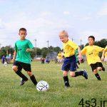 کاهش آسیب کودکان هنگام ورزش سایت 4s3.ir
