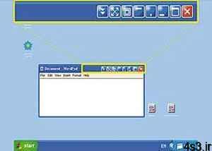 ترفندهای کامپیوتری : امكانات بيشتر ويندوز را تجربه كنيد سایت 4s3.ir