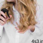 اگر موهای چرب و گره خوردهای دارید... سایت 4s3.ir