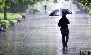 بارش باران و وزش باد در استانهای شمالی/ وزش باد شدید و گرد و خاک در منطقه زابل سایت 4s3.ir