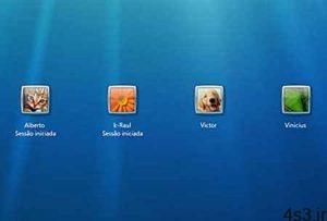 ترفندهای کامپیوتری : بررسی زمان ورود کاربران به کامپیوتر در ویندوز 7 سایت 4s3.ir