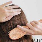 برس مناسب  مو چه برسی است؟موها را چطور برس بکشیم سایت 4s3.ir
