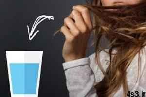 تست سلامت مو با یک آزمایش عملی 10 ثانیه ای! سایت 4s3.ir
