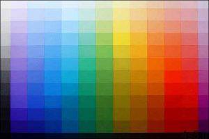 تمایز دید زنان و مردان در رنگها سایت 4s3.ir