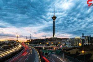 تهران ۴ درجه گرمتر میشود سایت 4s3.ir