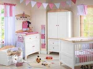 توصیه هایی برای جداسازی اتاق خواب کودک سایت 4s3.ir