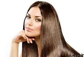 توصیه های یک آرایشگر معروف برای داشتن موهایی صاف و ابریشمی سایت 4s3.ir
