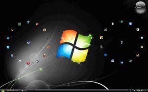 ترفندهای کامپیوتری : ثابت کردن جای آیکون ها روی Desktop سایت 4s3.ir