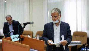 جلسه امروز دادگاه گروه عظام/ ایروانی: دولت نرخ ارز مصوب را اجرایی کند، بدهی بانکی گروه عظام را تسویه می کنیم سایت 4s3.ir