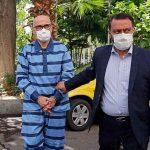 ختم رسیدگی به پرونده اکبر طبری اعلام شد سایت 4s3.ir