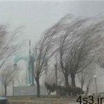 خیزش گرد و خاک طی ۵ روز آینده در نوار شرقی کشور سایت 4s3.ir