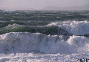 دریاهای جنوب طوفانی است؛ امواج ۳ متری در دریای عمان سایت 4s3.ir