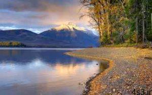 دریاچه ها چگونه به وجود می آیند؟ سایت 4s3.ir
