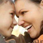 راهكارهای ابراز محبت به كودكان سایت 4s3.ir
