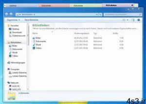ترفندهای کامپیوتری : راههای افزودن tab به فایل اکسپلورر ویندوز سایت 4s3.ir