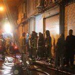 سقف بازار آهنگران در شرف ریزش/ فاجعهای در راه است سایت 4s3.ir