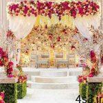 عروسی به سبک سیندرلا در لواسان با یک میلیاردتومان هزینه سایت 4s3.ir