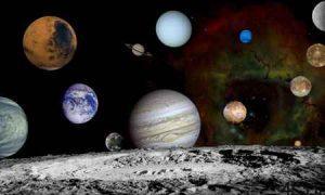 علت کروی بودن سیارات چیست؟ سایت 4s3.ir