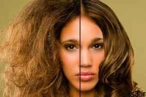 ماسک مو خانگی برای داشتن موهایی درخشان، براق و زیبا سایت 4s3.ir