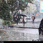 هواشناشی ایران ۹۹/۳/۲۹| پیش بینی رگبار ۳ روزه باران در ۷ استان سایت 4s3.ir