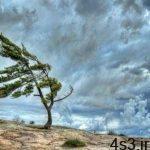 وزش باد شدید در ۹ استان کشور سایت 4s3.ir
