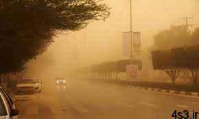 وزش باد شدید همراه با خیزش گرد و خاک در تهران سایت 4s3.ir