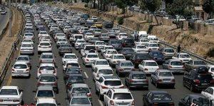وضعیت ترافیکی جادهها اعلام شد سایت 4s3.ir